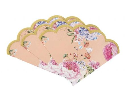 Truly Scrumptious Floral Paper Napkins